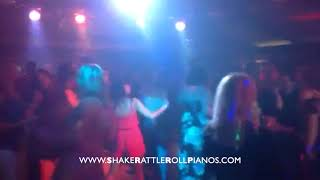 Shake Rattle & Roll Dueling Pianos Video of the Week - Club Getaway!