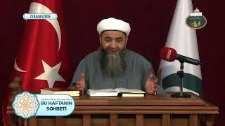 """Sait Hatipoğlu: """"Buhari, Müslim'de Sahih Olmayan Hadisler Var"""" Demiş. Sanki Kur'an'a İnanıyor da Buhari Kaldı!"""