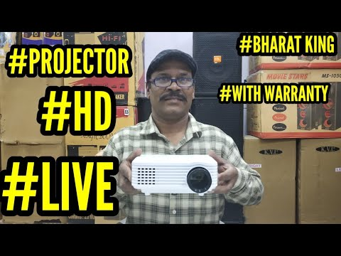 BHARAT ELECTRONICS , PROJECTOR, WITH WARRANTY,NO.9310585362,9213831053
