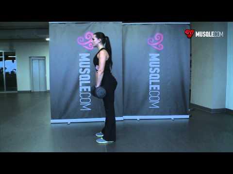 La parésie du muscle jumeau de lexercice