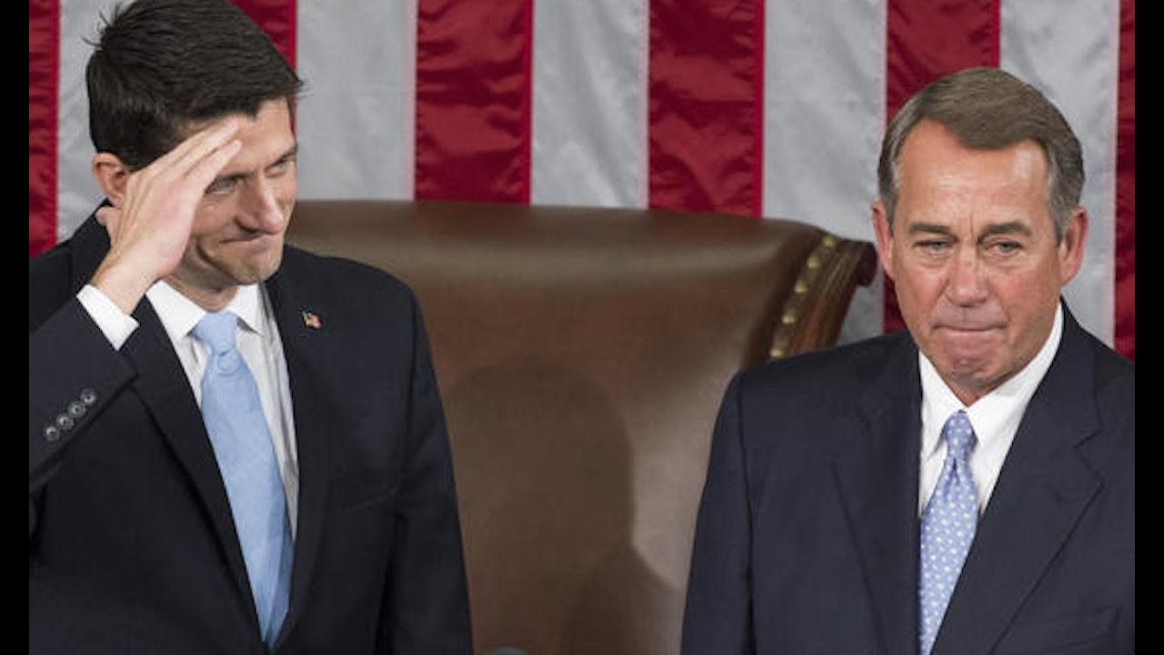 The New Speaker Of The House Is...Paul Ryan thumbnail