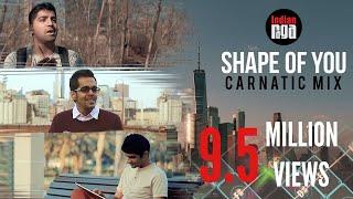 Shape Of You Indian Mix (Feat. Aditya Rao) | New Age