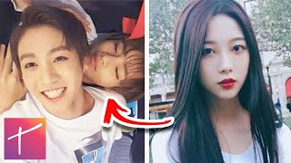 10 Girls The Members Of BTS Are Supposedly Dating