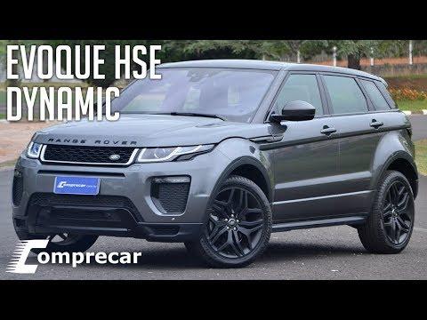 Avaliação: Range Rover Evoque HSE Dynamic