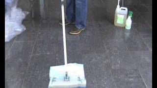 Cleaning Porcelain Tiles