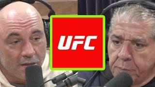 Joe Rogan Comments on UFC's Tentative Plans for April 18 Fight