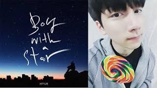 Gambar cover [Audio/中字] VIXX 혁 (HYUK) - Boy with a star
