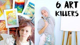 6 Ways To Kill Your Art Drive