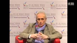 Jose Carreras en Beijing 23 de Abril 2013