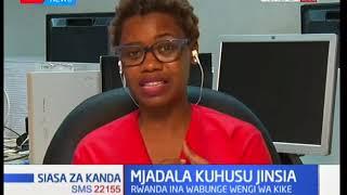 Siasa za Kanda: Mjadala kuhusu changamoto zinazowakumba wanawake