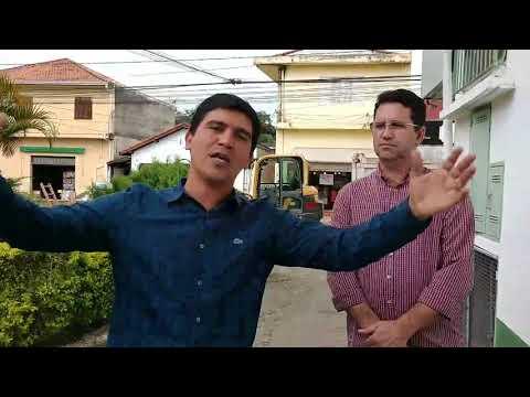 Prefeito Arizinho fala sobre as Obras na Cidade