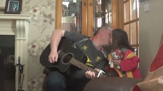 "Teagan (aged 5) sings ""Me And Little Andy"""
