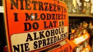 NIETRZEŹWY KUPUJE ALKOHOL (EKSPERYMENT SPOŁECZNY)