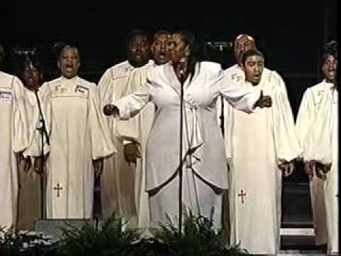Dr. Toni Booker And Booker Productions..Live @ COBO HALL..Gospel Workshop...