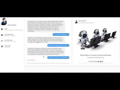 FAQ Chatbot