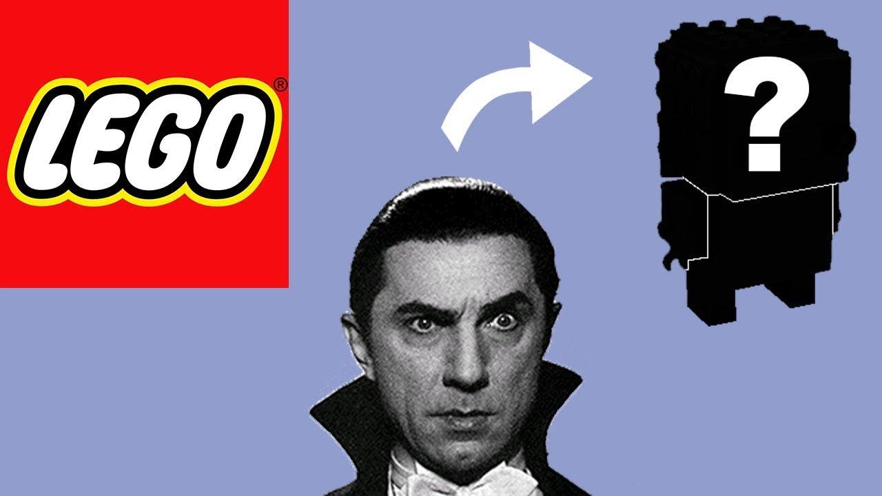 How to Build Lego Freddie Mercury | Brickheadz