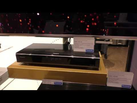 Neue 4K Blu-ray Recorder von Panasonic (UBC90, UBS90, UBC80, UBS80)