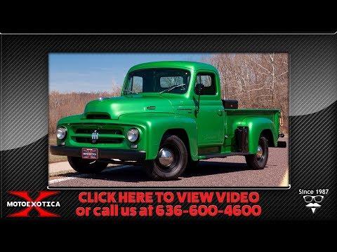 Video of '52 R110 - QXXB