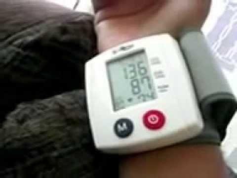 Sessão de tratamento para hipertensão orisa