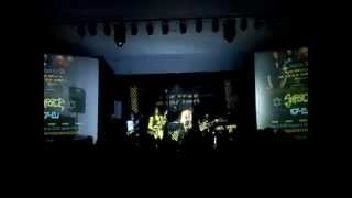 SkyForce - The rock that makes me roll [Stryper Cover - #TributoaStryperPy 26/04/2014]