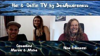 Hai & Delfin TV Ozeankind Marina & Micha