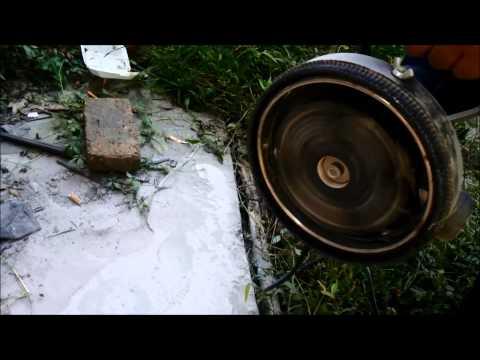 Bu-8150 Paint & Concrete Remover