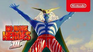 Nintendo No More Heroes 3 - Alien Superheroes? 🛸 Nintendo Switch anuncio