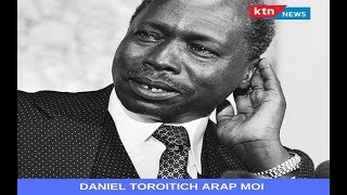 THE MOI YEARS: How Kenya\'s second President Daniel Moi rose to presidency