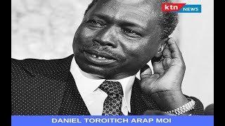 THE MOI YEARS: How Kenya's second President Daniel Moi rose to presidency