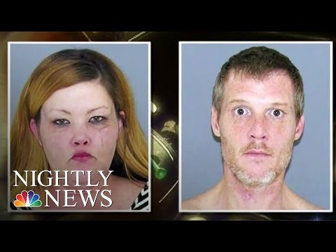 Terrified Child Heard Calling 911 As Parents Overdose While Driving | NBC Nightly News