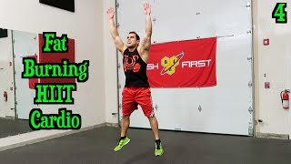 Fat Burning Tabata Workout (HIIT Cardio) 4 by Anabolic Aliens