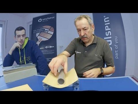 Welche Faktoren beeinflussen die Eigenschaften eines Holzes? Soulspin   Tischtennis Helden