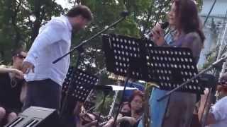 Марина Капуро в программе Алексея Айги «Курёхин: NEXT» в СПБ: Воробьиная оратория