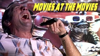 Movies at the Movies! A Supercut of Movie Scenes in Movie Theaters