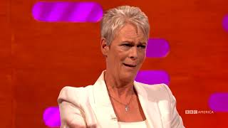 Elon Musk LOVES Spinal Tap According to Jamie Lee Curtis | The Graham Norton Show | BBC America