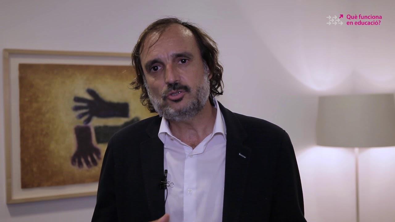 Joan Carles Navarro - Beques, ajuts i abandonament escolar prematur