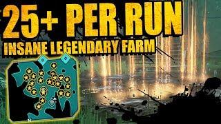 Borderlands 3: 25+ LEGENDARIES PER RUN EASY - 10+ LOOT TINKS - BEST AFTER PATCH FARM GUIDE