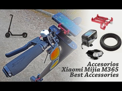 Xiaomi Mijia M365 Accesorios 🛴 Best Accesories Electric Scooter Vol1 mi scooter