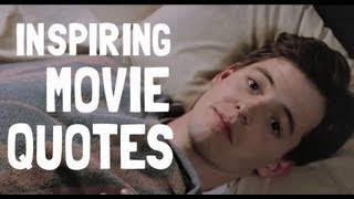 Best Inspirational Famous Movie Quotes