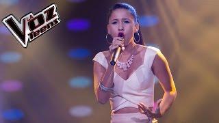 Caliope Canta 'Ese Hombre' | Recta Final | La Voz Teens Colombia 2016
