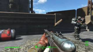 Ahh hell nah!!!! [Fallout 4]