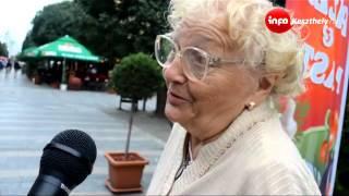 preview picture of video 'infoKeszthely.hu / Az utca embere - Keszthely új főtére'