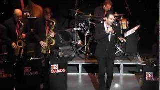 Darius Campbell singing Crazy Love