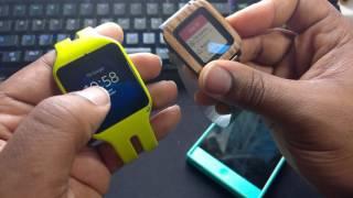 Sony Smartwatch 3 vs Pebble Time 2017 - Budget Smartwatch Battle !!