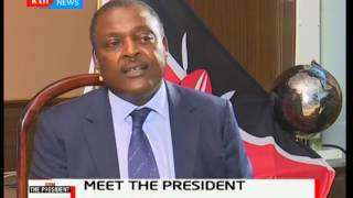 Former Lugari MP, AFC Leopards Chairman and YK92 Movement leader-Cyrus Jirongo: Meet The President p
