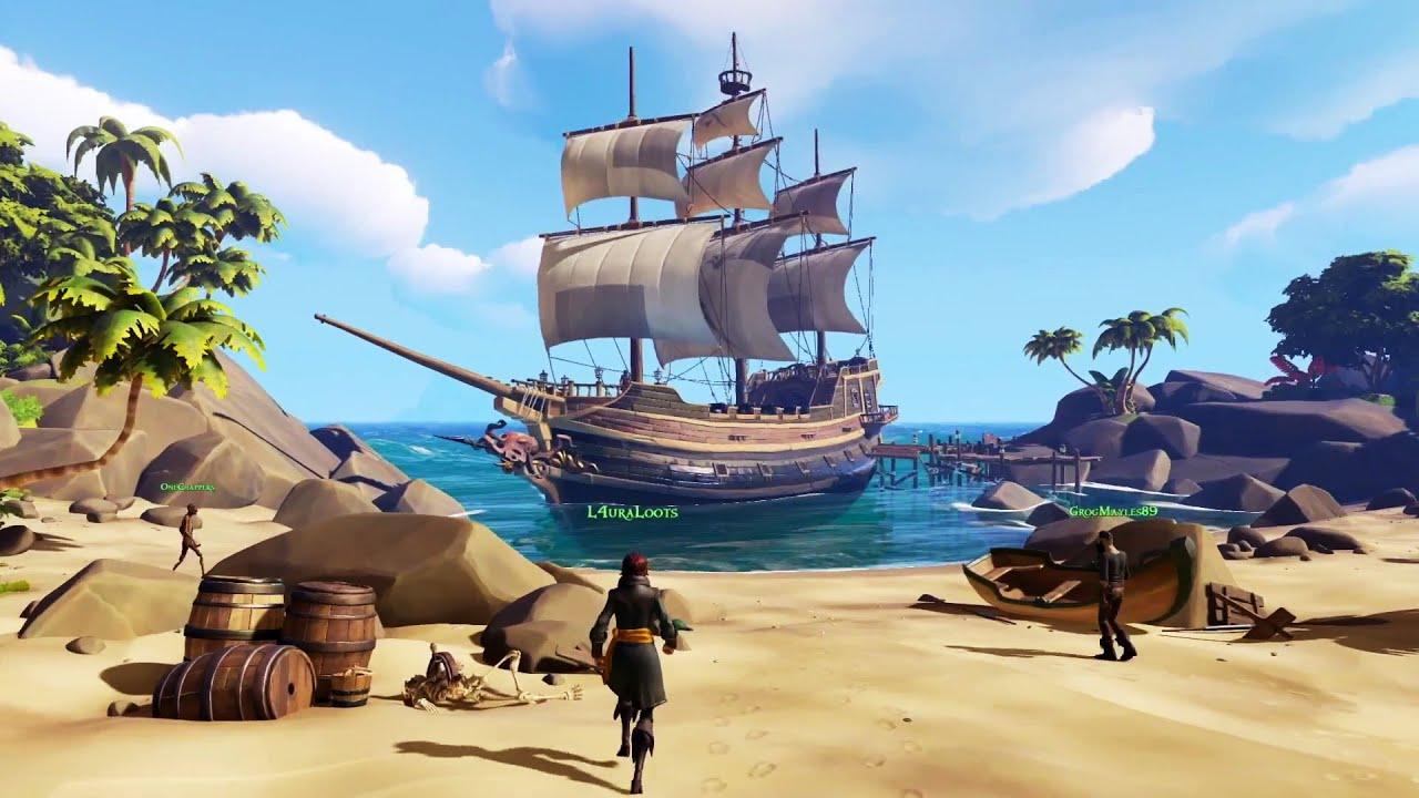 SEA OF THIEVES Trailer [E3 2015] Xbox One #VideoJuegos #Consolas