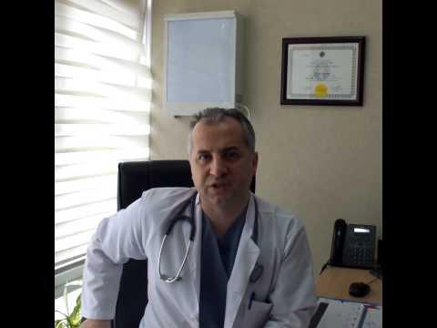 Koronar angioqrafiya. Kardioloq Üzeyir Rəhimov.
