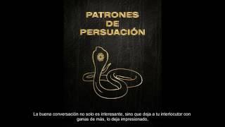 Audiolibro completo  50 patrones de persuasión   Naxos