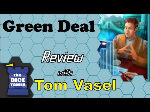 Dice Tower Reviews: Green Deal
