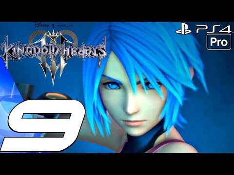 Kingdom Hearts Iii Walkthrough Kingdom Hearts 3 Part 8 Big Hero 6 World Aqua Boss Pro By Shirrako Game Video Walkthroughs